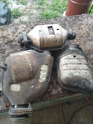 Scrap Catalytic Converter  Lincoln Continental Set AMY