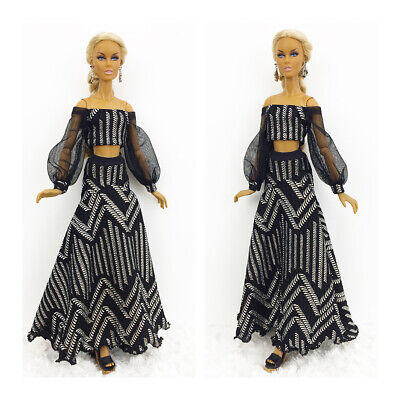Fashion Royalty Handmade Outfit Integrity Toys Color Infusion Doll Clothes