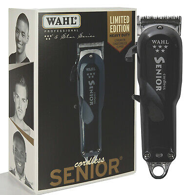 Wahl Professional 5 Star Series Senior Hair Clippers Cordless Original Authentic