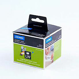 NEW! Dymo S0722360 LabelWriter Standard Address Labels Box of 24 Rolls