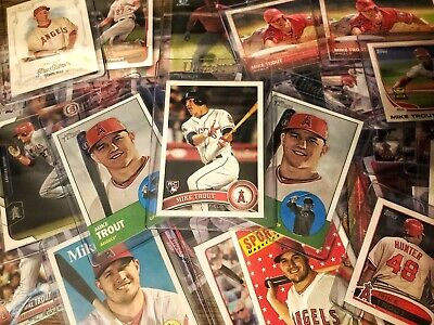 Mike Trout 2011 RC / Topps Project Chase - Baseball Card Mystery Pack / Box 🔥🔥