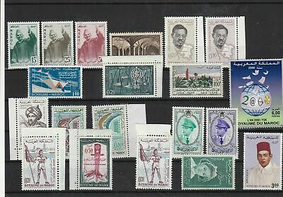 morocco mint never hinged stamps Ref 8076