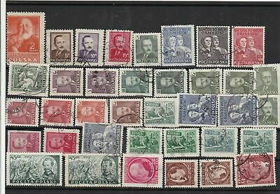Poland Stamps Ref 13997
