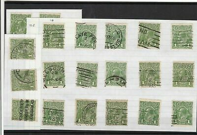 Australia Early Stamps Ref 14277
