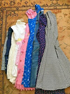 10 Item Girls Clothes Bundle Age 12-13 Years