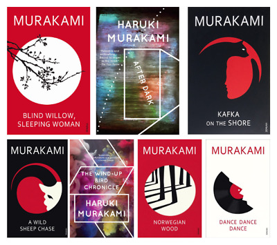 Haruki Murakami Audiobook Collection 💥INSTANT DELIVERY💥