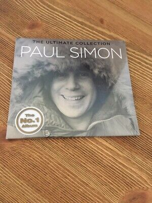 Paul Simon - The Ultimate Collection Cd (Greatest Hits / Very Best Of) New