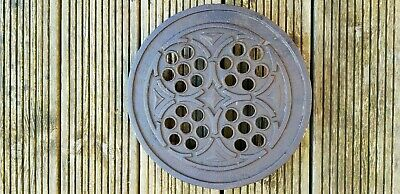 """"""" Victorian """" Coal Hole Cover"""