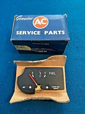 Ac Delco Fuel Gauge 7967147 New Old Stock & Boxed