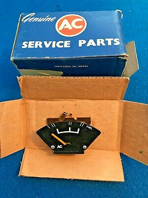 Ac Delco Fuel Gauge New Old Stock & Boxed