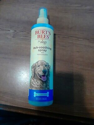 Burt's Bees For Dogs Itch-soothing Spray With Honeysuckle