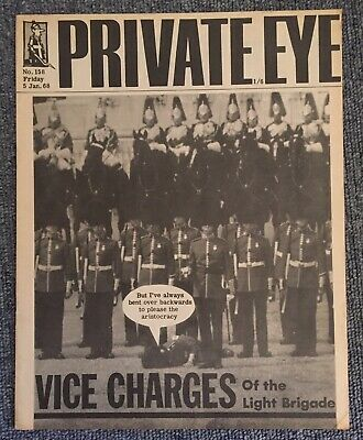 Private Eye No. 158 Jan 1968