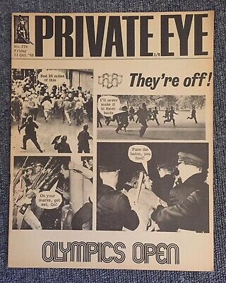Private Eye No. 178 Oct 1968