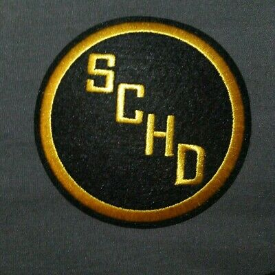 South Carolina Highway Patrol Police patch. 1st generation reproduction (SCHD).