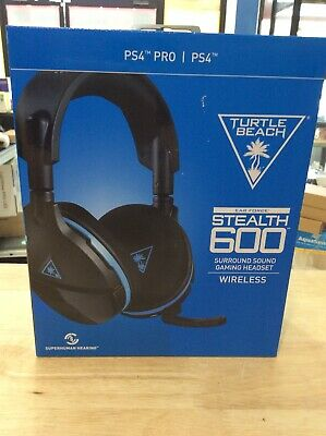 Turtle Beach Stealth 600 Wireless Surround Sound Gaming Headset for PlayStation