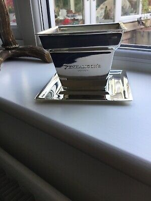 Penhaligan's of London silver plated large candle/plant holder