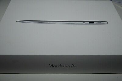 "#865 APPLE MacBook Air 13.3"" (A1466) ++ Originalverpackung / Original Box ++"