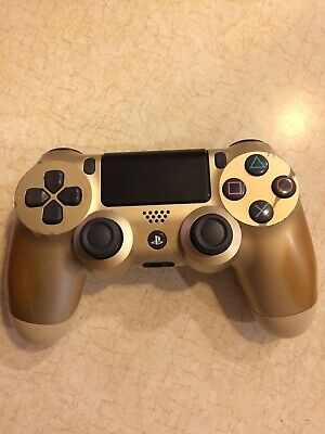 Sony Playstation 4 Gold Wireless Controller PS4