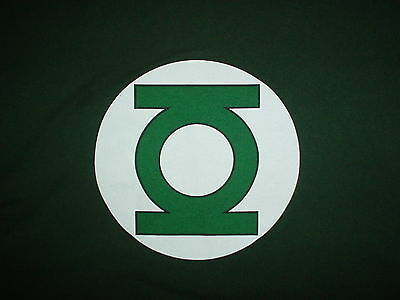 The GREEN LANTERN Justice League Unlimited DC Comics Cartoon Movie T SHIRT