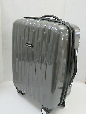 Samsonite 92224-1174 Xion 19″ Carry On Hard Side Expandable Spinner Luggage 101