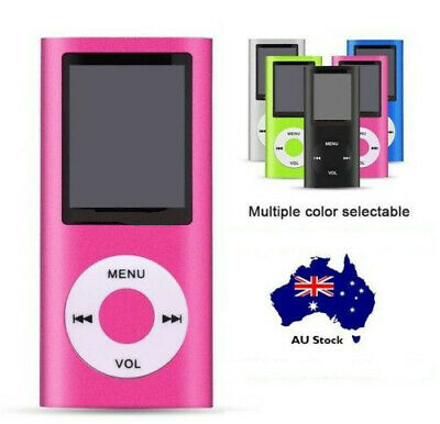 "IPod Style 32GB Portable 1.8"" LCD MP3 MP4 Music Video Media Player FM Radio TOPo"