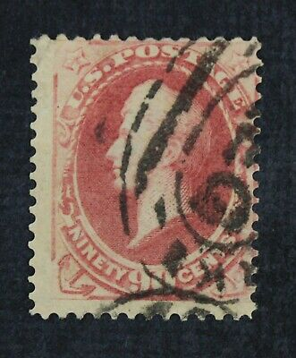 CKStamps: US Stamps Collection Scott#191 90c Perry Used