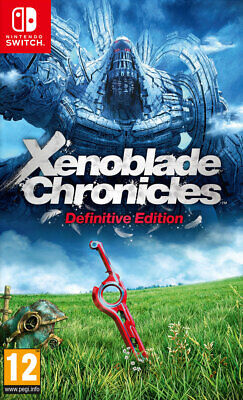 Xenoblade Chronicles: Definitive Edition (Switch)  BRAND NEW AND SEALED