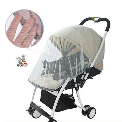 Mosquito Fly Insect Net Mesh Buggy Cover Baby Infant Stroller Pushchair Pram
