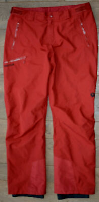 Marmot M's Palisades Pant Skihose XL TOP 2L. GORE-TEX Snowboardhose Freeriding
