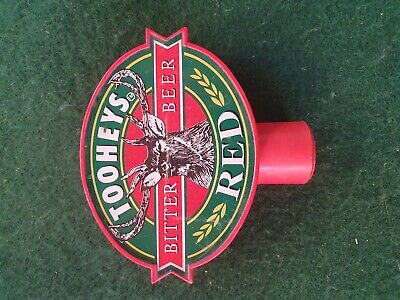 """6 x TOOHEYS RED Bitter Beer /"""" ON TAP /'collectable BEER COASTERS"""