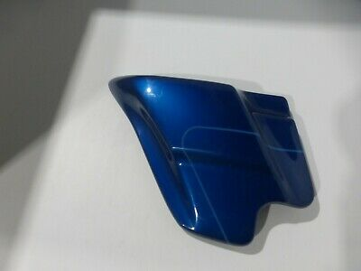 2005 Harley Davidson Flhtcui, Lh Left Blue Side Cover Panel (Ops7012)