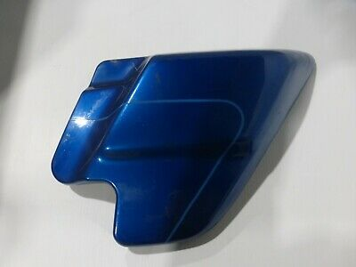 2005 Harley Davidson Flhtcui, Rh Left Blue Side Cover Panel (Ops7012)