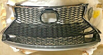 OEM Lexus Front Grill Radiator Sub Assembly # 5310124180 Fits RC350 RC300 IS250