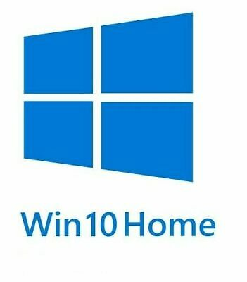 Licenza Windows 10 Home Key 32 & 64 Bit Win 10 Home Key Product Key Italiano Neu