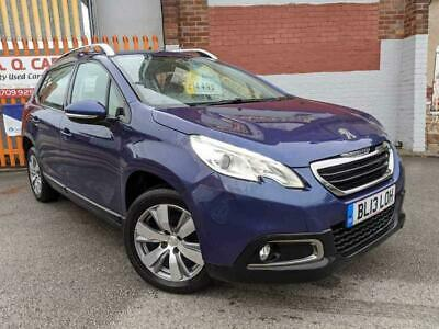 2013 Peugeot 2008 1.6 E-HDI ACTIVE, CHEAP TO RUN, SERVICE HISTORY,FULL HPI CLEAR