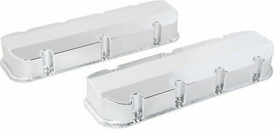 JEGS 501028 Fabricated Aluminum Valve Covers for Big Block Chevy 396-502