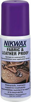Nikwax Fabric and Leather Proof - Water Based & Biodegradable