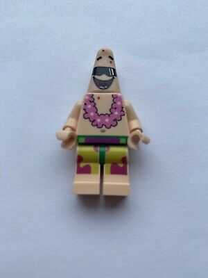 Pink Lei FROM SET 3818 SPONGEBOB SQUAREPANTS NEW LEGO Patrick bob037