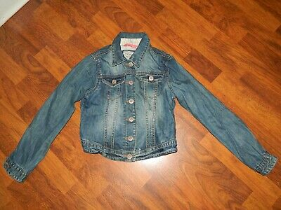 Girls' Next Denim Jacket age 9 - 10 years