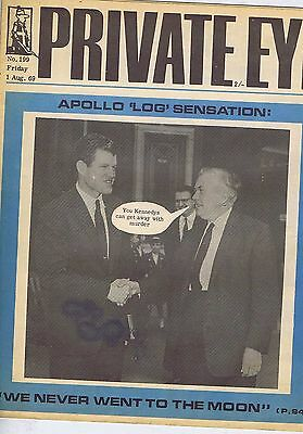 KENNEDY / HEATH	Private Eye	no.	199	1	Aug	1969
