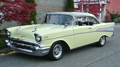 1957 Chevrolet Bel Air/150/210 Hardtop Beautiful 1957 Chevrolet Bel Air Hardtop Beautiful