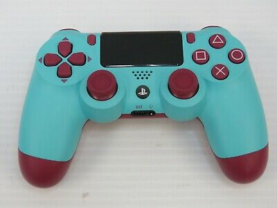 Sony PlayStation Dualshock 4 Wireless Controller for PS4 - Berry Blue