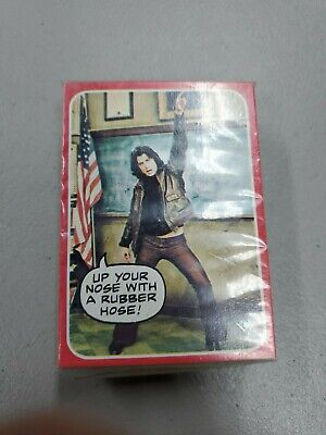 "1976 Topps ""Welcome Back Kotter"" Complete 53 Card Set"