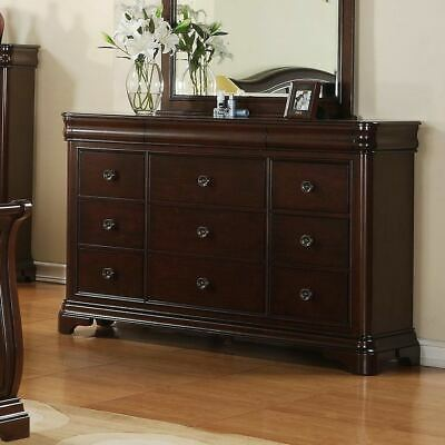 Gracewood Hollow Bujalski Cherry Dresser