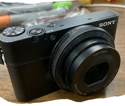 Sony Cyber Shot DSC-RX100 Mark I Digital Camera