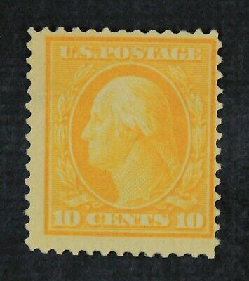 CKStamps: US Stamps Collection Scott#338 10c Washington Mint H OG CV$67.50