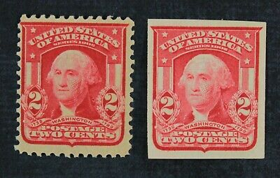 CKStamps: US Stamps Collection Scott#309 2c Mint H OG #320 Mint NH OG
