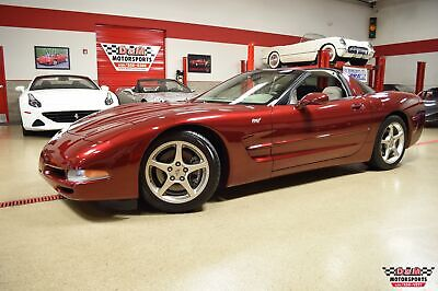 2003 Chevrolet Corvette 50th Anniversary Coupe 50th Anniversary Edition with only 22k miles!