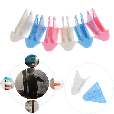 Security Anti-pinch Children Protector Safety Lock Window Stopper Door Handles