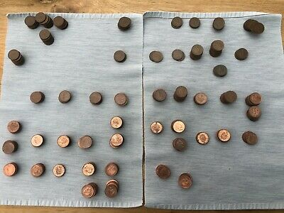 QEII Decimal 2p Coins 1971-2017 - All Circulated****10 For £1*****